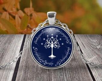 White Tree of Gondor Necklace
