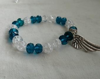 Handmade braceled or luck
