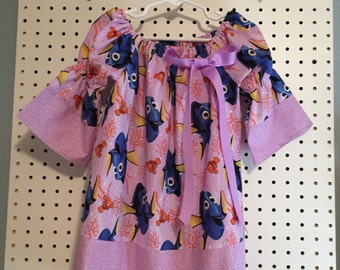 Finding Dory Lavender Dress - size 3T