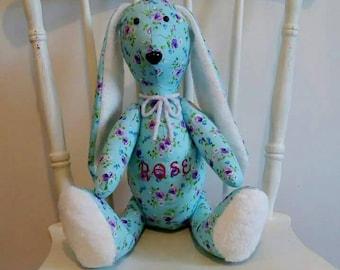 Keepsake Memory Bunny