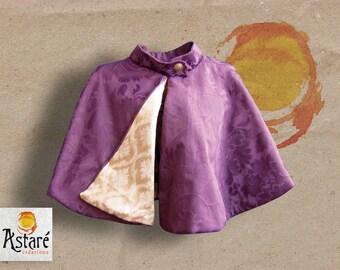 Small inner purple cape gold