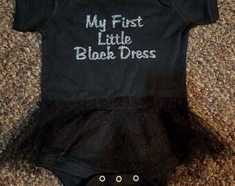 Infant Little Black Dress
