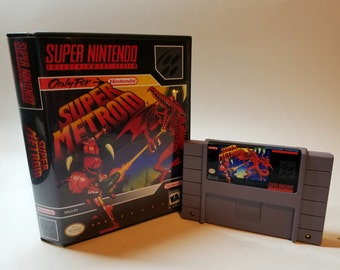 Super Metroid (Does SAVE!)