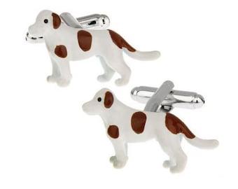 Dog Cufflink-k39