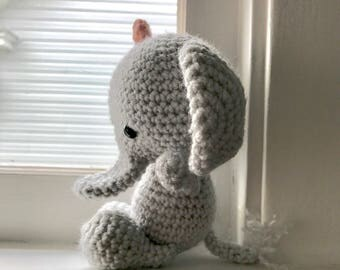 READY TO SHIP*** Eli the elephant