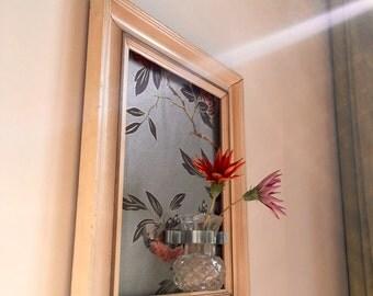 Wall flower in vintage list
