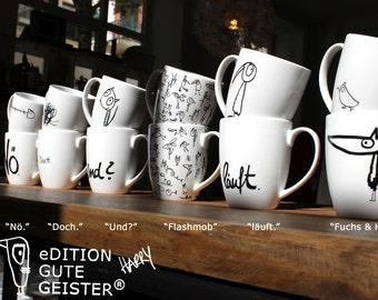 bECHERSET. 12 cups of good spirits eDITION