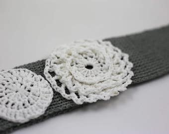 SALE MARCH 2017 - Knitted Crochet Headbands - Many colours, FREE worldwide shipping,