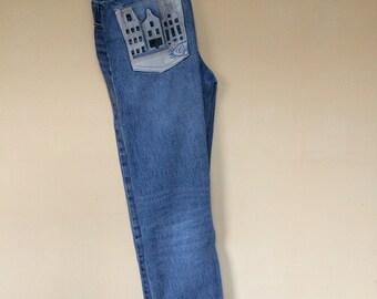 Dutch Rembrandt Jeans