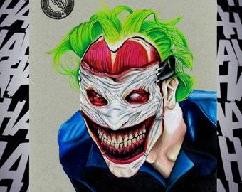 New 52 Joker - Batman