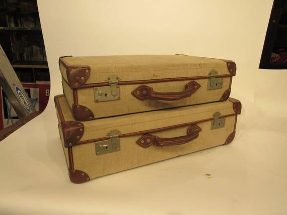 Vintage Luggage amp Travel  Etsy