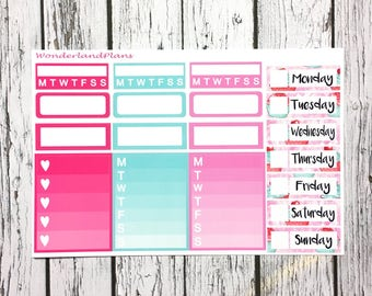 Sweets Kit - Side Bar Stickers & More