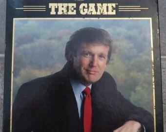 Trump Game 1989 Rare Sought After Collectors Game Donald Trump President