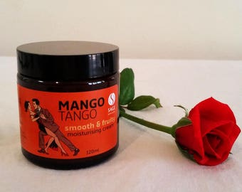Mango Tango Smooth & Fruity Moisturising Cream 120ml
