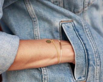 Bracelet initials