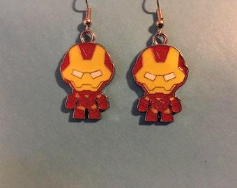 Ironman Earrings  R1