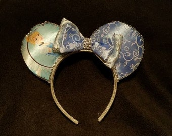 Princess Cinderella Disney Inspired Ears