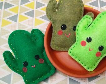 Catnip Cactus Cat Toy