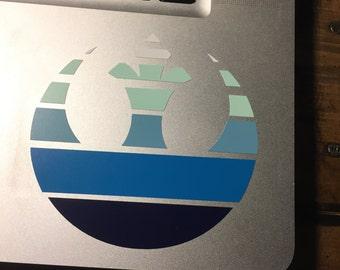 Blue Squadron Rebel Alliance Decal - Rebel Alliance decal - Rebel alliance logo decal