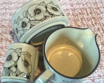 Hornsea Pottery - Cornrose