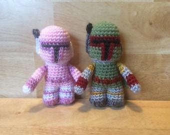 Crochet Star Wars Boba Fett