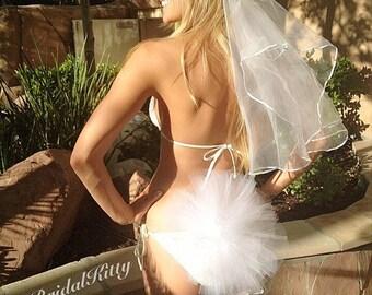 Bride Bachelorette Veil Bachelorette Party Nautical Cruise White Booty Veil Black Pink Bride To Be Sash Wedding Lingerie Lace Garter
