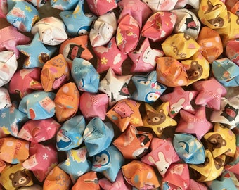 110 Origami Stars