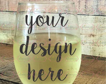 Mock up design wine glass mockup boutique mockup glass mockup wine glass mockup design mockups svg mockups boutique mockup cut file mockup