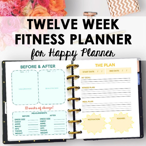 weight loss tracker digital bullet journal free printable wee share