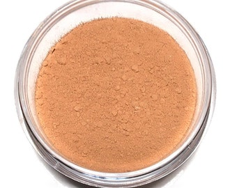 Persephone Medium Veil Setting Veil Setting Powder Natural Mineral Makeup Finishing Powder