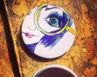 Zazu Pocket Mirror