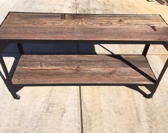 Console Table,Reclaimed,Repurposed,Sofa Table,Hallway,Entryway,Living Room,Office,barn wood