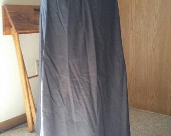 Renaissance long skirt