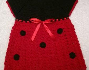 """""""Ladybug"""" Dress"""