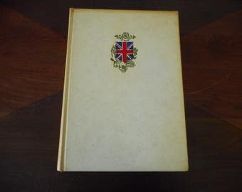 British Bouquet: An Epicurean Tour of Britain; 1963, cook book, cooking, fine dining, travel, gastronomy, epicurean, gourmet food