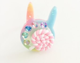 Suger Bunny Ring