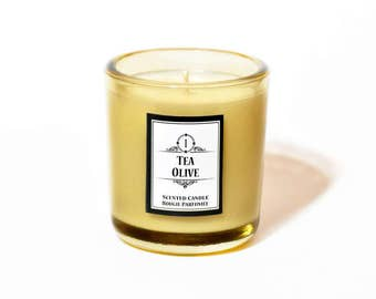 Tea Olive - Premium Soy Scented Candle 200g