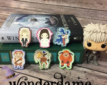 Labyrinth Bookmarks