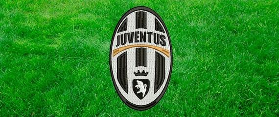 Juventus logo football soccer sign icon sizes design