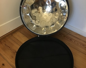 Low C ''Bore'' Soprano Steel Drum w/ High Polish Chrome Package