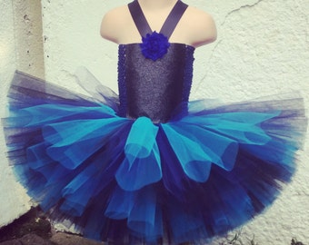 Custom made tutu, 4 layer tutu dress, extra full tutu, tutu dress, girls tutu, princess tutu dress