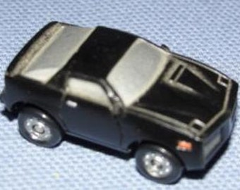 Micro Mini Car - Black - SKU 1254