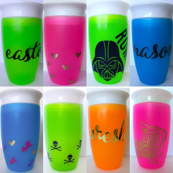Personalized sippy cup stainless steel cup by addalittlecoco - Cups and kids ...