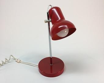 SALE- Vintage adjustable task lamp
