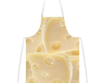 Swiss Cheese All Over Apron