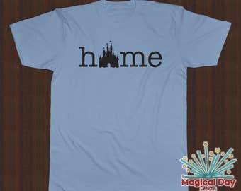 Disney Shirts - Magic Kingdom home (hOme) [Black Vinyl]