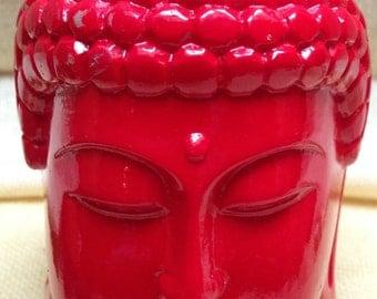 Resin Buddha Head