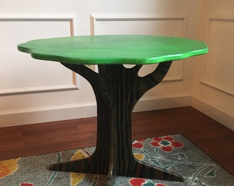 "Woodland Wonderland Children's Tree Table (22"" Tall)"