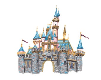Sleeping Beauty Castle - Disneyland, USA