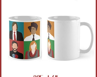 IT Crowd    325ml Mug